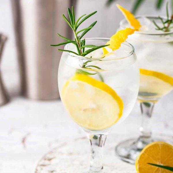 Citrus gin I website