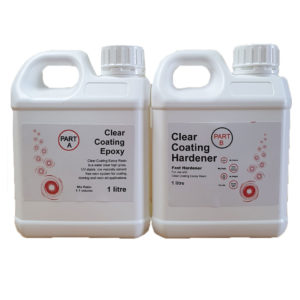 Clear Coating Epoxy Resin