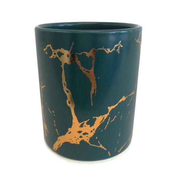 ceramic-marble-green-gold-veins-jar