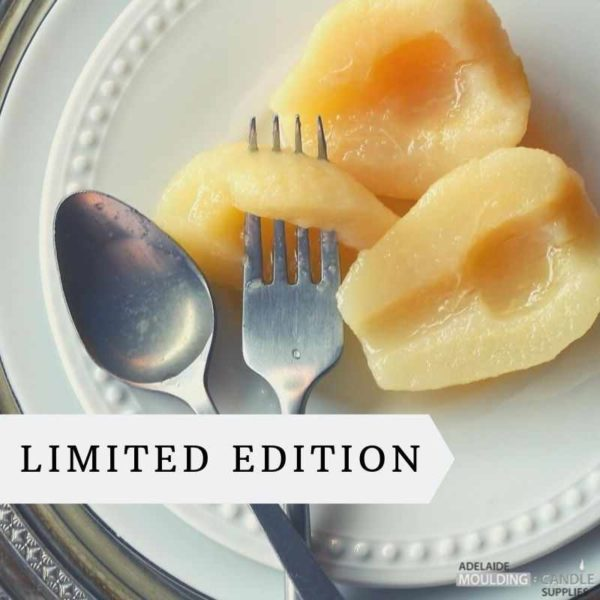Poached Pear Limited Edition
