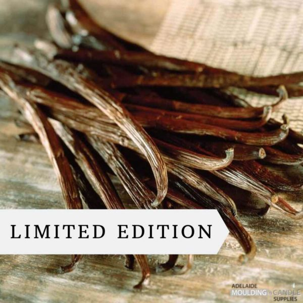 Vanilla Wood Limited Edition