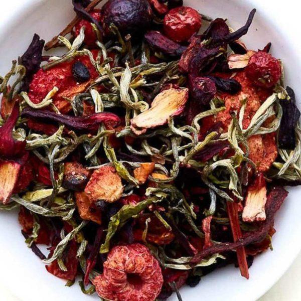 White Tea and Berries (1)