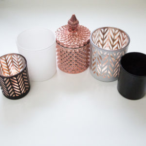 Candle Glassware