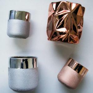 Candle Ceramic Jars