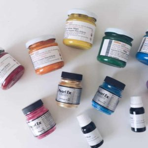 Epoxy Resin Pigments