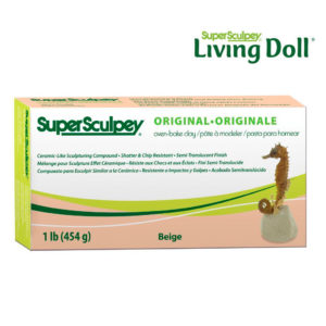 Sculpey® Living Doll®