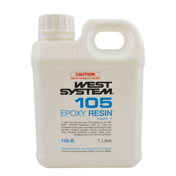 West 105 Epoxy Resin